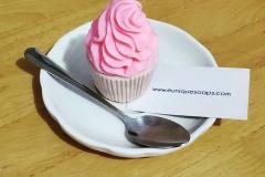 Sweet! A Cupcake Soap! 🧁